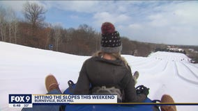 Buck Hill open this weekend as temps turn toward spring