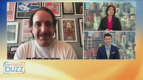 """Har Mar Superstar joins the Buzz to chat about new album """"Roseville"""""""