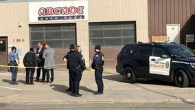 Man killed in shooting at auto repair shop in St. Paul