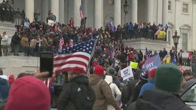 Minnesota man arrested, charged with trespassing in January 6 riot at U.S. Capitol