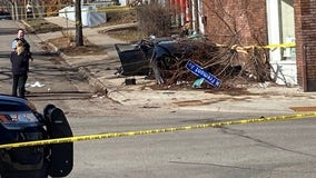 Boy, 15, dies days after vehicle crashed into building in Minneapolis