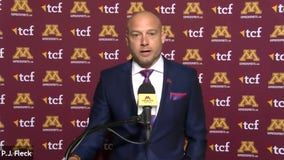 P.J. Fleck preaches staying together as Gophers start spring practice
