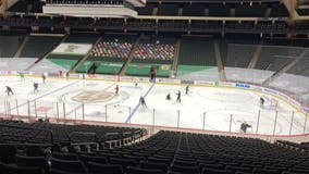 Minnesota Wild, Timberwolves welcoming fans back Monday night