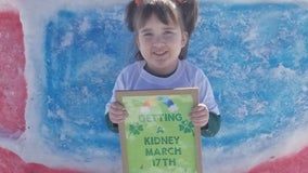 Girl, 4, to be youngest in family to receive kidney transplant