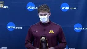 McHugh becomes first Gopher men's swimmer to earn 2 titles in NCAA Championship