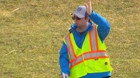 The Ambassador of Lonsdale: Man with autism brings smiles waving to passing traffic