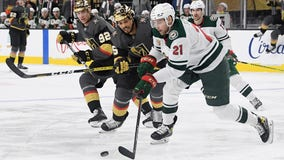 NHL suspends Wild's Carson Soucy 1 game for hit on Conor Garland