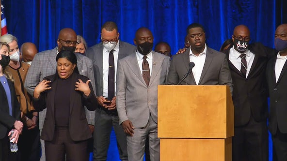 Floyd family reacts to federal indictment against former Minneapolis police officers