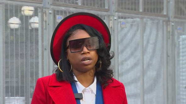George Floyd's sister decries violence in remarks on day 1 of trial