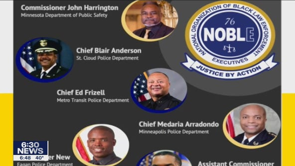 Black law enforcement leaders reflect on changes after George Floyd's death