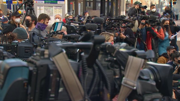 International media descend on Minneapolis for Chauvin trial