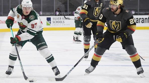 Minnesota Wild sign Kirill Kaprizov to 5-year deal