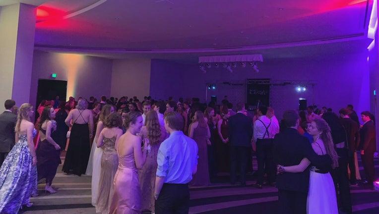 Bloomington prom