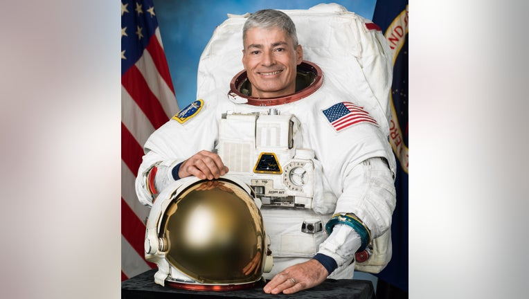 - Mark Vande Hei - Astronaut from Minnesota set to blast off for second mission to International Space Station