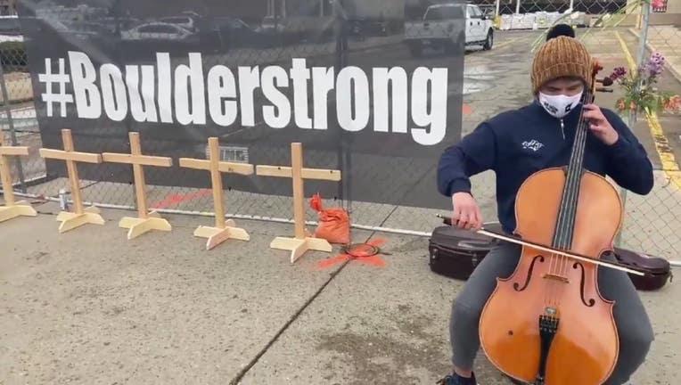 cello player louis saxton