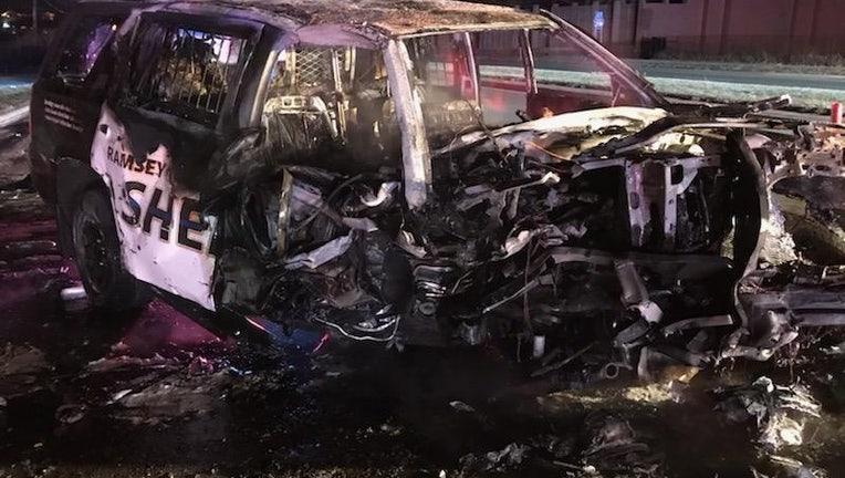 ramsey county crash
