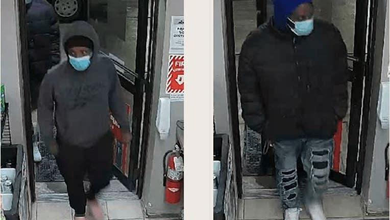 suspects edina robbery