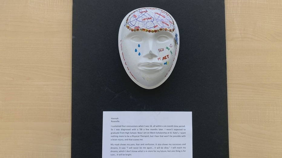 Hannah Cate mask