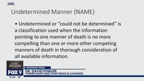 Retired medical examiner Dr. Fowler believes Floyd manner of death was undetermined