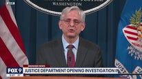 AG Garland announces DOJ probe into Minneapolis Police Department practices