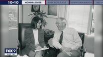 Walter Mondale is remembered by Sen. Klobuchar