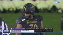 Vikings hold 14th pick in NFL Draft