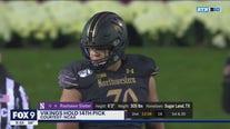 Vikings hold 14th pick in NFL Draft