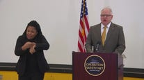 Governor Tim Walz addresses Daunte Wright shooting, unrest in Brooklyn Center