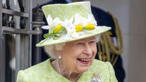 Queen Elizabeth II turns 95 Wednesday, four days after laying her husband, Prince Philip, to rest