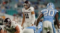 Vikings take Texas A&M quarterback with first of four 3rd round picks