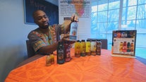 Man carries on grandmother's legacy through African wellness tonic business