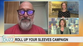 Chef Andrew Zimmern on new 'Roll Up Your Sleeves' campaign