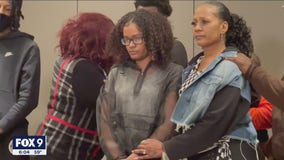 Mother of Daunte Wright's son calls for justice