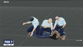 Dr. Tobin describes officers' body positions in George Floyd's arrest
