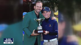 12-year-old from Inver Grove Heights wins Drive, Chip & Putt competition at Augusta