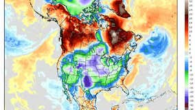Cold air spilling out of Alaska, Canada could bring below average temps to Minnesota next week