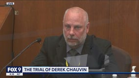 Police sergeant: Restraint on George Floyd should have ended when he stopped resisting