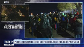 No curfew for Brooklyn Center as Daunte Wright shooting protests continue