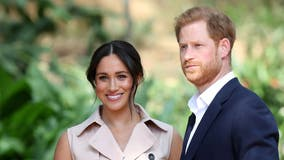 Prince Harry and Meghan to lead 'Vax Live' world fundraising concert