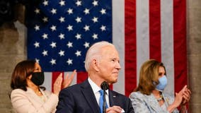 Biden address to Congress: Read the president's remarks in full
