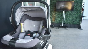 Target car seat trade-in: Retailer will take old baby seat in exchange for discount on new one