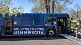 Minnesota launches COVID-19 vaccination bus clinics