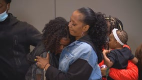 'I'm just really hurt': Mother of Daunte Wright's son grieves loss