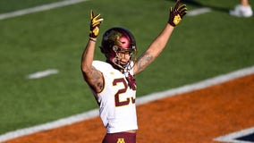 Former Gophers DB Benjamin St.-Juste drafted by Washington Football Team in 3rd round