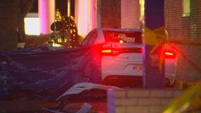 Pedestrian killed in crash in Hopkins, driver arrested