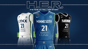 Minnesota Lynx unveil jersey collection for 2021 WNBA season