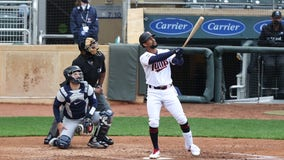 Byron Buxton off to scorching hot start with Minnesota Twins