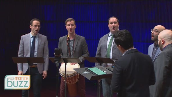 Cantus back with concert featuring the words of poet Langston Hughes