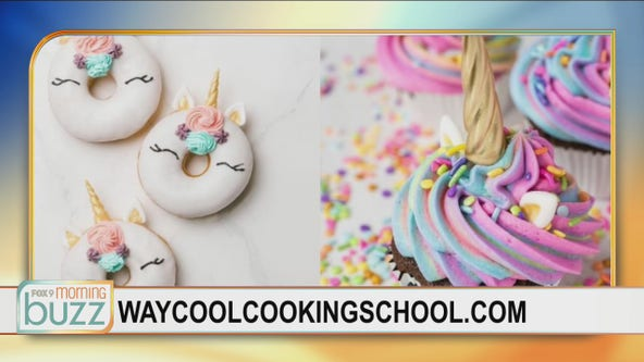 Turn your favorite sweets into unicorns for National Unicorn Day