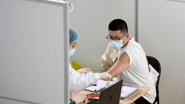 Chinese health leader admits country's COVID-19 vaccines have low effectiveness